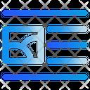 Image Text Editor Icon