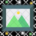 Image Frame Photo Icon