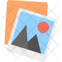 Image Photographs Gallery Icon
