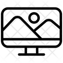 Computer Digital Image Icon