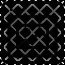 Image Webpage Layout Icon