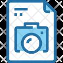 Image File Document Icon