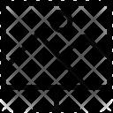 Image Landscape On Icon