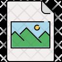 Image Document Icon