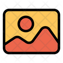 Gallery Image Collection Picture Icon