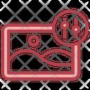 Image Adjustment Icon