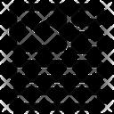 Image Alignment Icon