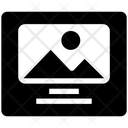 Grid Image Interface Icon