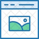 Image Browser Icon