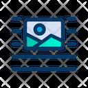 Image Center Align Icon