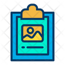 Image Clipboard Icon