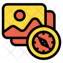 Image Compass Icon