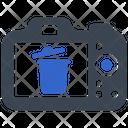 Delete Remove Recycle Icon