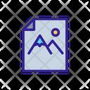 Document Analytics Analyzing Icon