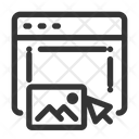 Image Dragndrop Icon