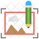 Photo Editor Image Icon