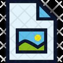 File Document Picture Icon