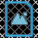 Image File Picture Paper Icon