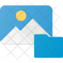 Folder Photo Photography Icon