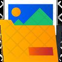 Image Folder Photo Folder Picture Folder Icon