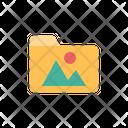 Folder Picture File Icon