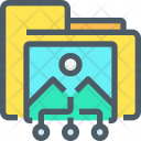 Network Data Image Icon