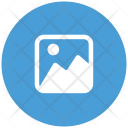 Image Frame Gallery Icon