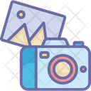 Image Gallery Images Photographs Icon