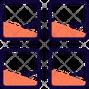 Image Grids Icon