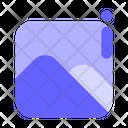Image Info Icon