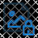 Image Lock Image Lock Icon