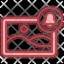 Image Notification Icon