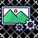 Image Optimization Optimization Picture Icon