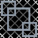 Image Overlay Design Icon