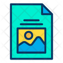Image Page Image File Icon