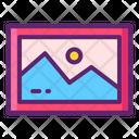 Image Placeholder Photo Frame Image Icon