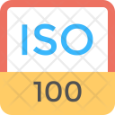 Iso 100 Image Icon