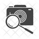 Image Search Seo Icon