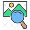 Image Search Search Image Icon