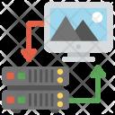 Image Hosting Service Icon