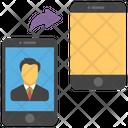 Image Transfer Data Transfer Online Data Icon