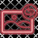 Image Transfer Icon