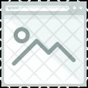 Image Webpage Window Icon