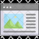 Image Website Icon