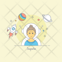 Imagination Fantasies Ideas Icon