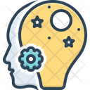 Imagination Conception Creativity Fantasy Spec Imagery Chimera Creative Power Icon