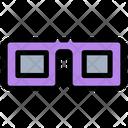 Imax Glasses Icon