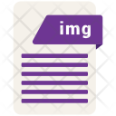 Img File Extension Icon