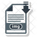 Img File Format Icon