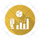 Immigration Rate Business Icon